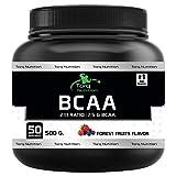 Torq Nutrition BCAA 500 Gr | 50 Servis | Amino Asit | Orman Meyve Aromalı