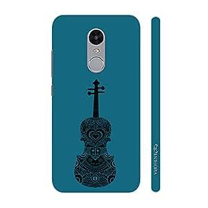 Enthopia Designer Hardshell Case Jim's Mantra Back Cover for Lenovo K6 Note