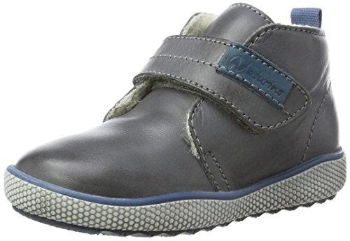 Naturino Baby Jungen 5210 VL Sneaker, Dunkel Grau, 27 EU -