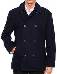 Pepe Jeans - Abrigo Hombre Kensington, Color: Dulwich