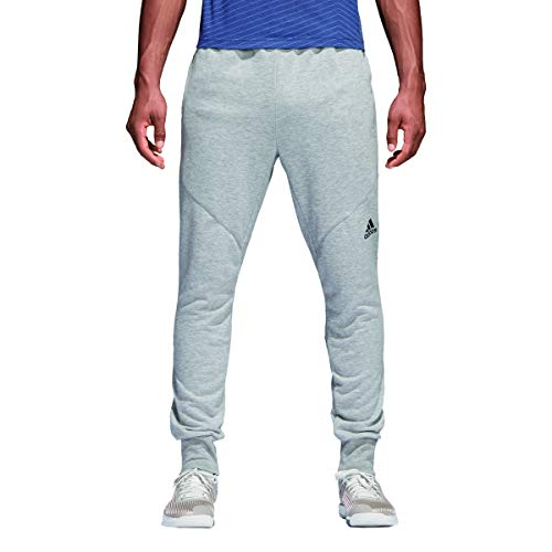 adidas Herren Workout Prime Hose, Medium Grey Heather, L