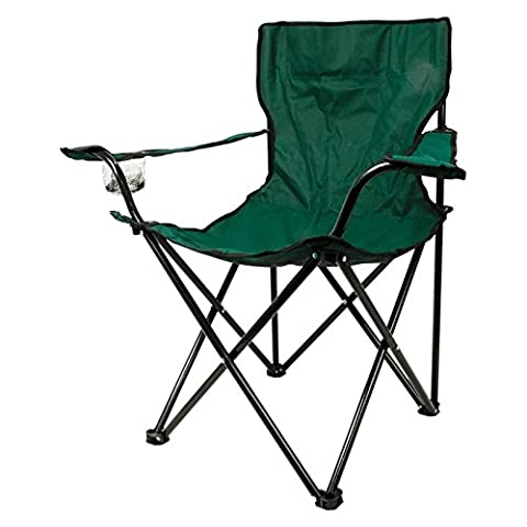 Adult Folding Camping Chair (Green)