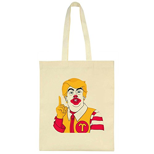 trump-as-mcdonalds-clown-design-canvas-tote-bag