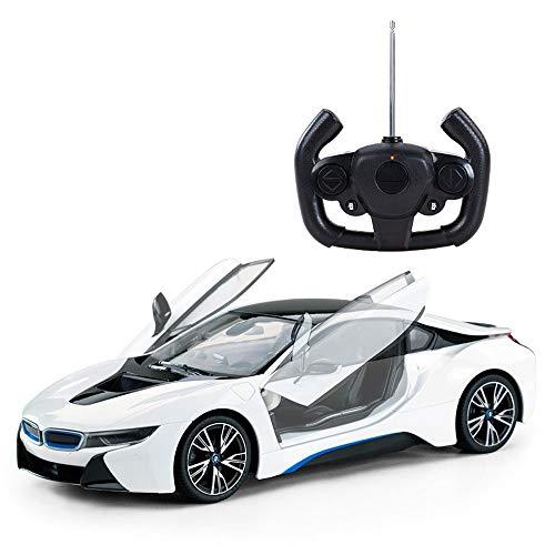 AIOJY RC Dasher Stunt Fahrzeugmodell Mit Arbeitslicht Erwachsene Kind Spielzeug for Jungen Kind Geschenk 1:16 Fernbedienung Autorennen Version USB Lade Auto Elektrische Supercar Offene Tür Sport Shock