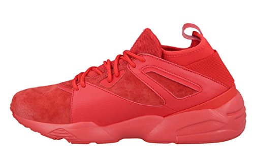 Puma Herren Schuhe / Sneaker Trinomic Blaze Of Glory Sock Core Red