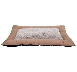 COUSSIN/LIT/OREILLER COUCHAGE POUR CHIEN CHAT ANIMAUX 79X54CM NEUF 25