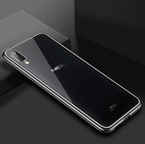 F&a® Festigkeit & Flexibilität Smartphone Hülle für vivo NEX S(1)