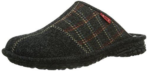 Romika - Pantofole 14045 Uomo, Grigio (Grau (grau 710)), 41