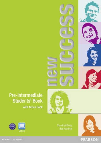 New success. Pre-intermediate. Student's book. Con espansione online. Per le Scuole superiori. Con CD-ROM