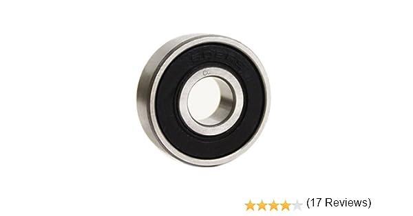 z/öllige Dimensions//inch 12,7/x 28,57/x 8/mm Qualit/é industrielle//Diam/ètre int/érieur 12,7/mm r8rs R8/2Rs//r8rs Roulement /à bille 1//2/