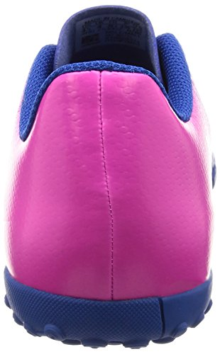 adidas X 16.4 Tf J, Chaussures de Football Entrainement garçon Multicolore (Blue/ftwwht/shopin)