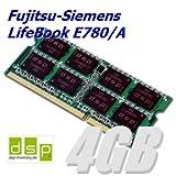 4GB Speicher / RAM für Fujitsu-Siemens LifeBook E780/A