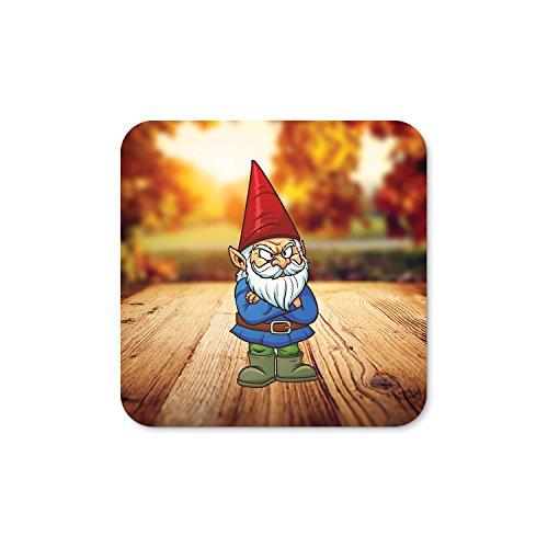 Gnome Garden Grumpy Mini Kühlschrank Magnet–5cm–Weihnachten Geschenk # 4266