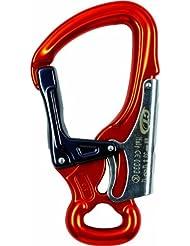 Climbing Technology K-Advance Karabiner Doppel Hebel, Silber