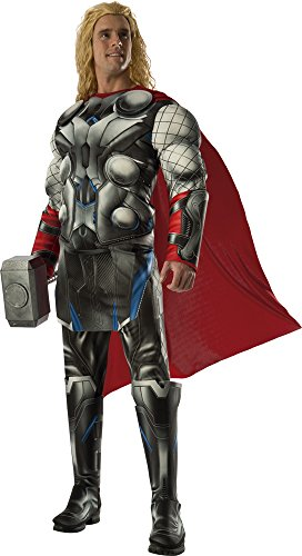 Avengers Rubie's Costume Co Men's 2 Age Of Ultron, Costume Thor para Adultos, talla única (M)