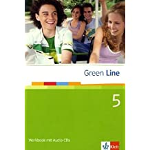 Green Line / Workbook mit Audio-CD zu Band 5 (9. Klasse)
