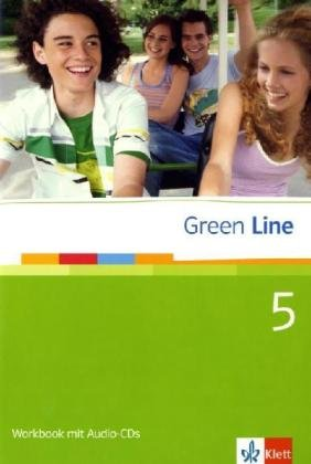 Green Line 5: Workbook 5 + Audio-CD Klasse 9 (Green Line. Bundesausgabe ab 2006) (Wege 1 Cds)