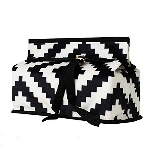 Max Home@ Boîte de tissus créative voiture de salon avec des cartons de pompage de tissu européen serviettes de papier simples serviettes serviette ( couleur : # 2 )