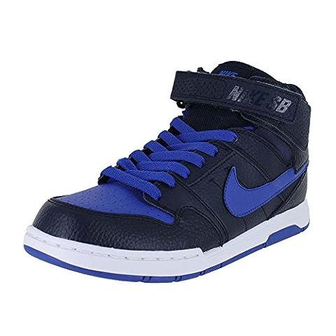 Nike Mogan Mid 2 Jr B, Chaussures de Skateboard garçon
