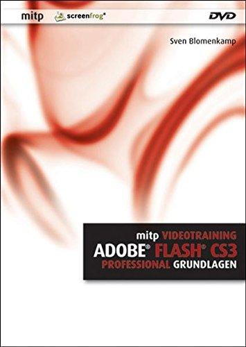 Adobe Flash CS3 Grundlagen: Videotraining