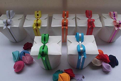 Filz in einer Box als Gastgeschenk, Partygeschenk, Geburtstagsgeschenk, für ein Geldgeschenk ()
