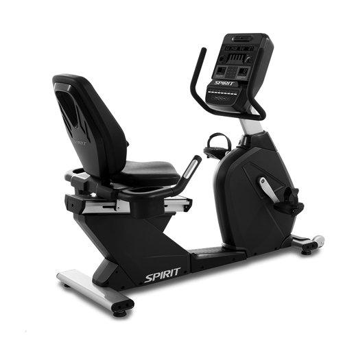 Spirit Fitness Recumbent Bike cr900led