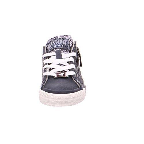 Mustang 5024-301 Mädchen Sneakers Blau