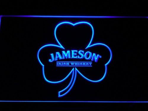 jameson-whiskey-shamrock-led-neon-sign-blue