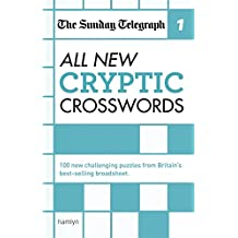 The Sunday Telegraph: All New Cryptic Crosswords 1 (The Telegraph Puzzle Books)