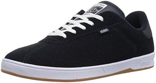 Etnies Scam, Chaussures de Skateboard Homme, Navy White Gum Bleu (Navy/white/gum)