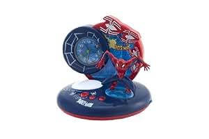Lexibook Spider-Man Alarm Clock Radio