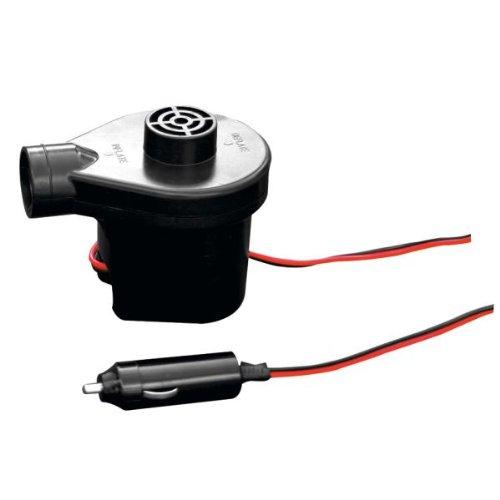 Wehncke Elektropumpe 12 V Luftpumpe Auto PKW LKW Pumpe inkl. Ventiladapter