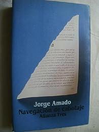 Navegacion de cabotaje par Jorge Amado