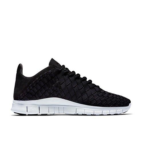 Nike Free Inneva Woven, Chaussures de Sport Homme, Noir, 25 EU