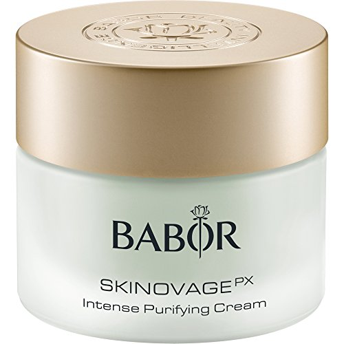 BABOR PURE Intense Purifying Cream, 24h-Anti-Pickel-Pflege, Gesichtscreme, für unreine & jüngere Haut, 50 ml