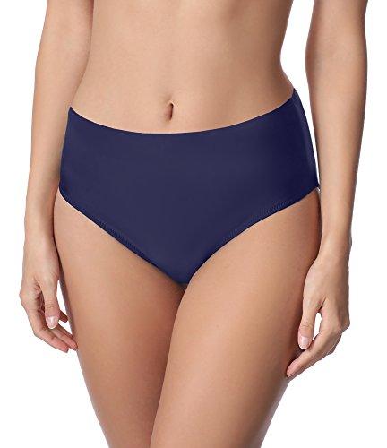 Merry Style Bikini Slip per Donna M72W Navy