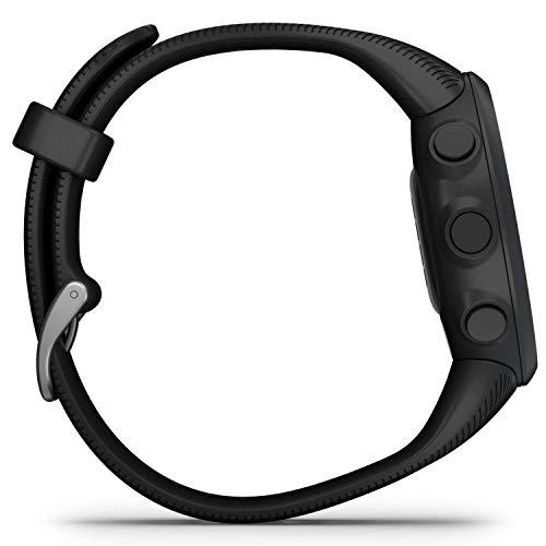 Garmin Forerunner 45 - GPS-Laufuhr im leichten Design, Trainingspläne, Fitness Tracker, Herzfrequenzmessung - 4
