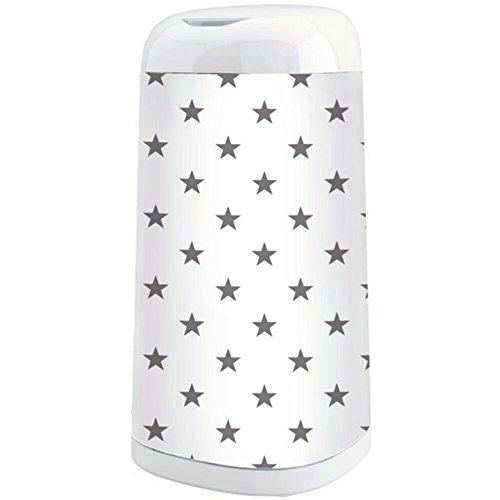 Angelcare Dress-Up Bezug, Stars, grau