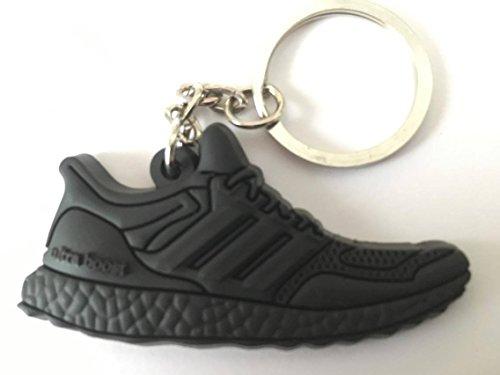 Preisvergleich Produktbild Adidas Ultra Boost Schlüsselanhänger Schwarz Sneaker Keychain