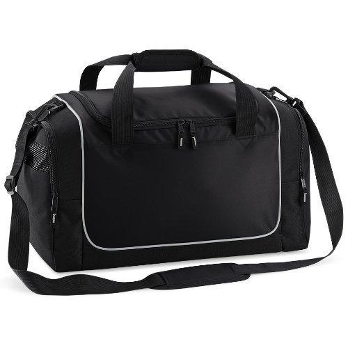 Quadra Sporttasche Black / Grey