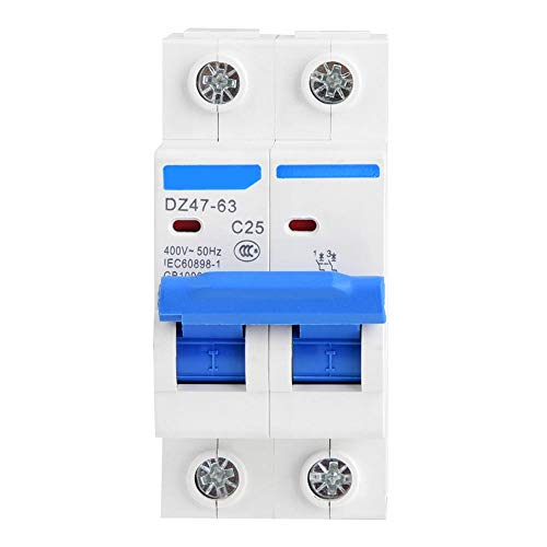 DZ47-63 Interruptor de aire de protección contra fugas de interruptor de circuito...