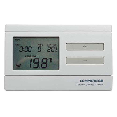 COMPUTHERM Q7 termostato digital programable pared