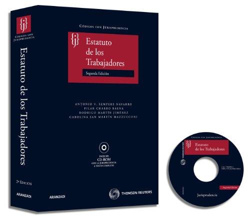 Estatuto de los Trabajadores: Incluye CD (Código con Jurisprudencia)