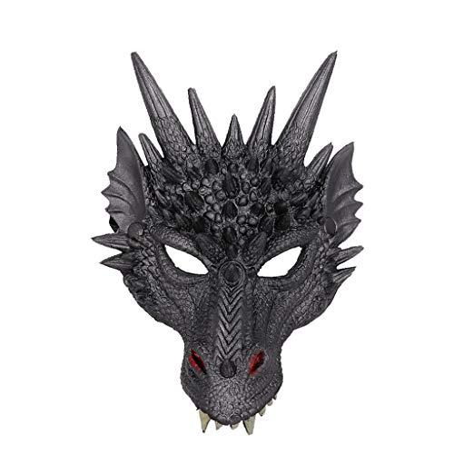 Halloween Maskerade Maske Cool Wolf Halloween Cosplay Kostüm Maske Karneval Maskerade Ball - Spider Mann Paare Kostüm
