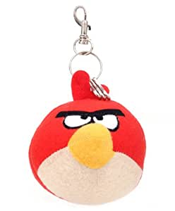 Angry Birds Key Chain, Red