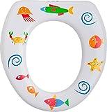 Rotho Babydesign 20431 0001 BQ Soft WC-Sitz, weiß