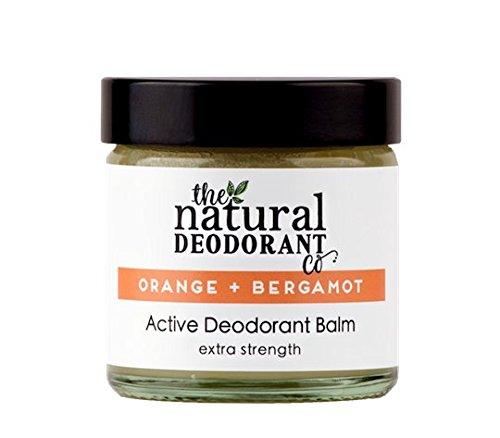 Desodorante natural Co. ACTIVE Orange + Bergamota 60 ml
