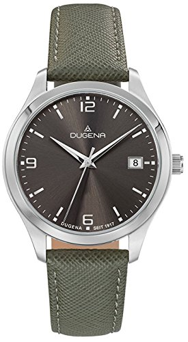 Dugena Unisex Adult Analogue Automatic Watch with None Strap 4460866