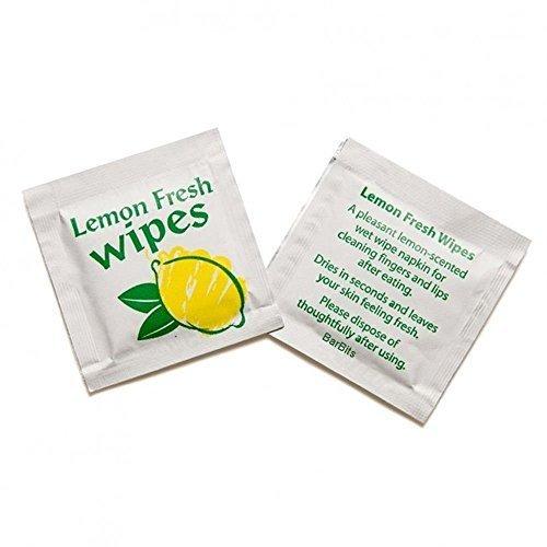 300 Individual Preema al limone Salviettine