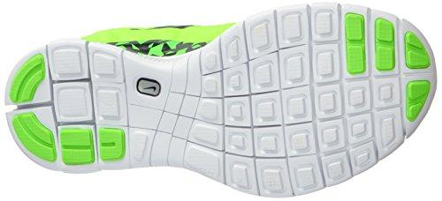 Nike Free Hypervenom (Gs), Scarpe da Calcio Bambino Verde (Grün (Green Strike/Black-White-Black))